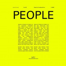 The 1975 – People